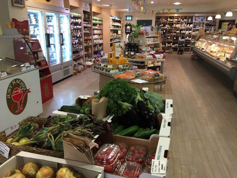 Lebensmittelladen von Winchcombe
